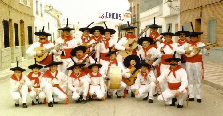 """charanga tio bucha 1980 carnaval de herencia 3 - Carnaval de Herencia, la charanga del """"Tio Bucha"""", años 1980"""