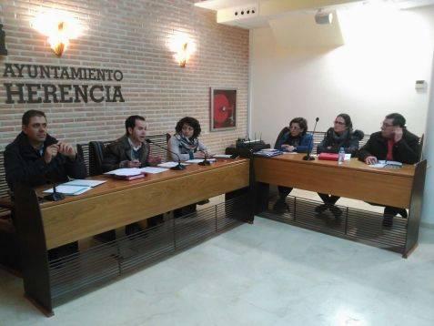 concejales equipo de gobierno de herencia - Celebrada la asamblea ciudadana para el seguimiento del programa de gobierno