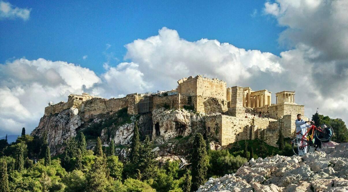 elias acropolis - Perlé despidiéndose de Europa. Etapas 109, 110, 111, 112, 113, 114, 115 y 116