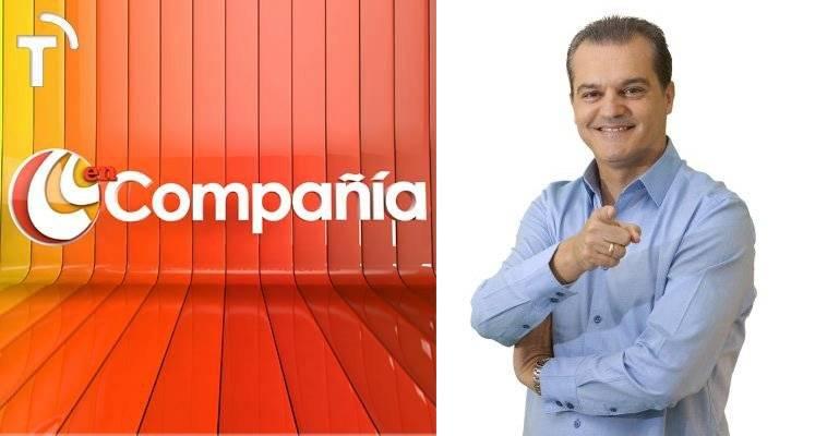 en compania con ramon garcia en cmmedia - El Carnaval de Herencia en el programa de Ramón García en CMMedia