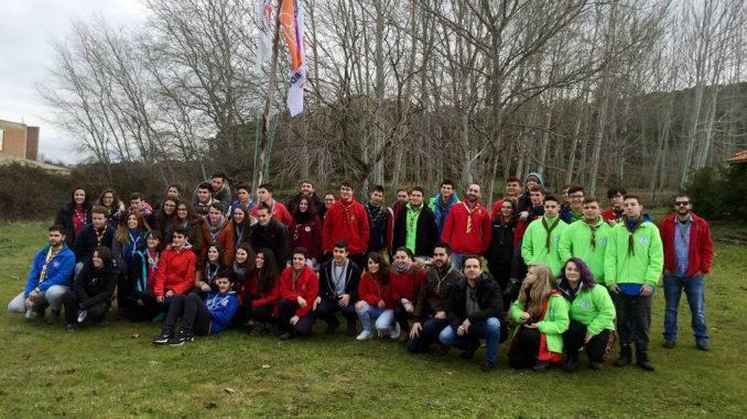 encuentro scouts almodovar - Almodóvar acogió un encuentro Interpioneros de scouts llegados de Herencia, Almadén, Puertollano, Argamasilla de Alba y Socuéllamos