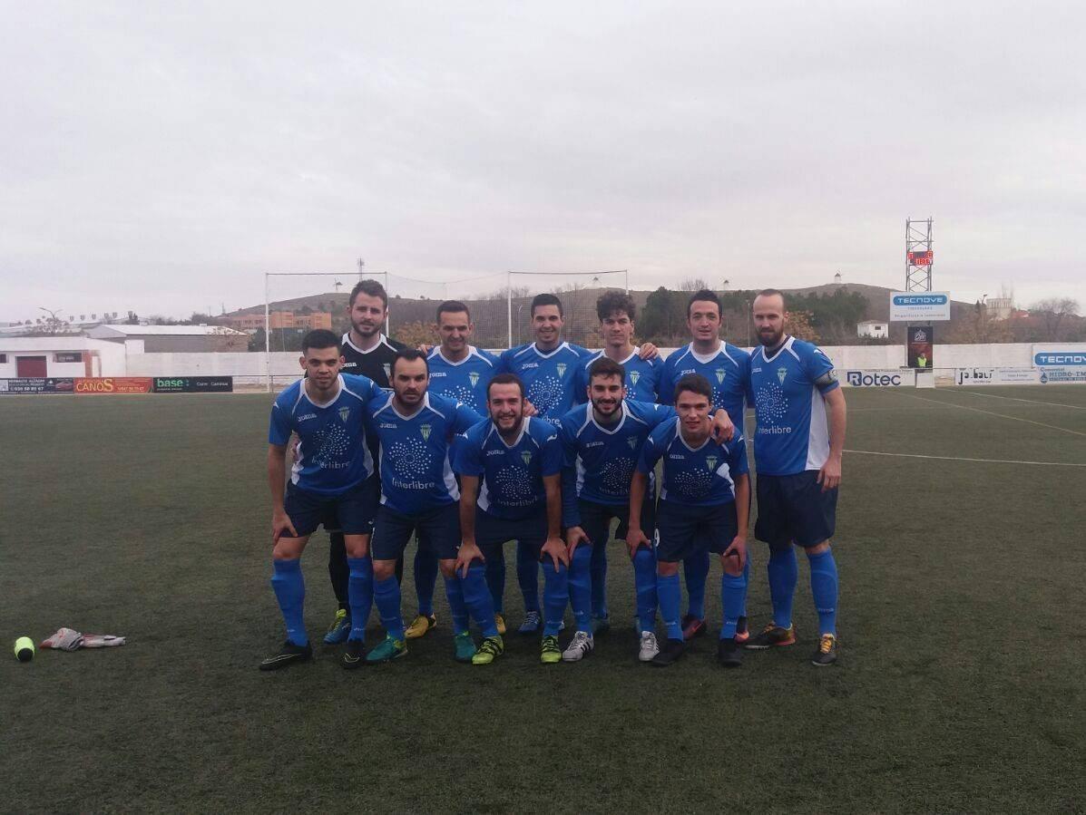 herencia futbol equipo - Herencia C.F. sigue haciéndose fuerte en casa