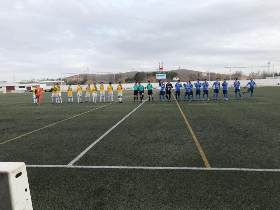 herencia vs bolanos futbol - Herencia C.F. sigue haciéndose fuerte en casa