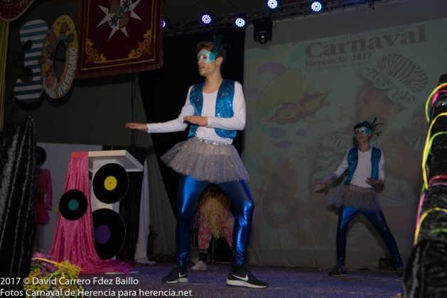 inauguracion carnaval de herencia 2017 en palacio 1 629x420 - El Carnaval de Herencia inaugura su fiesta más destacada