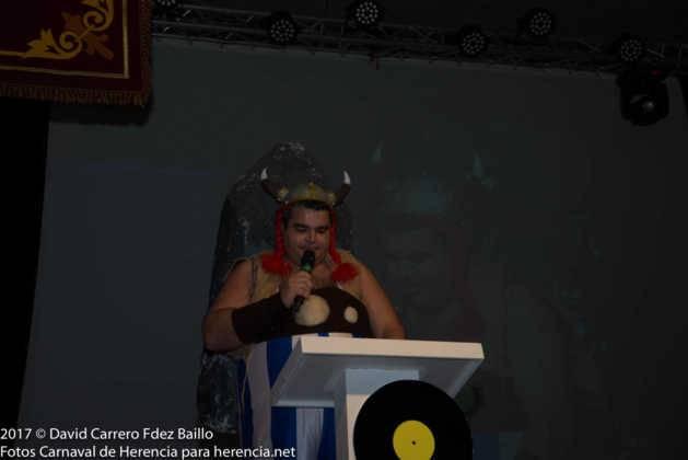 El Carnaval de Herencia inaugura su fiesta más destacada 16