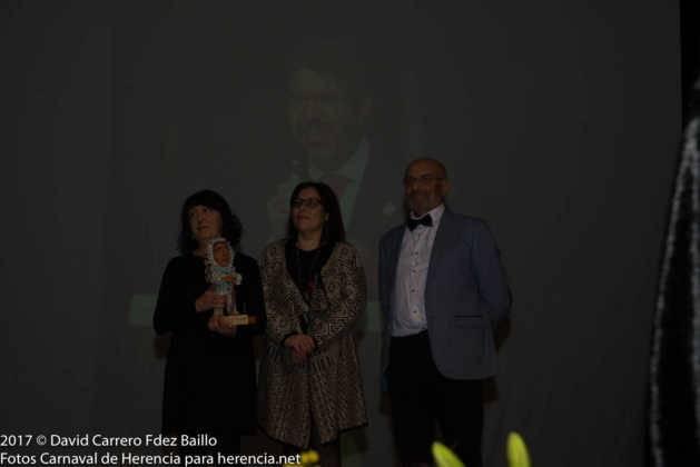 inauguracion carnaval de herencia 2017 en palacio 15 629x420 - El Carnaval de Herencia inaugura su fiesta más destacada