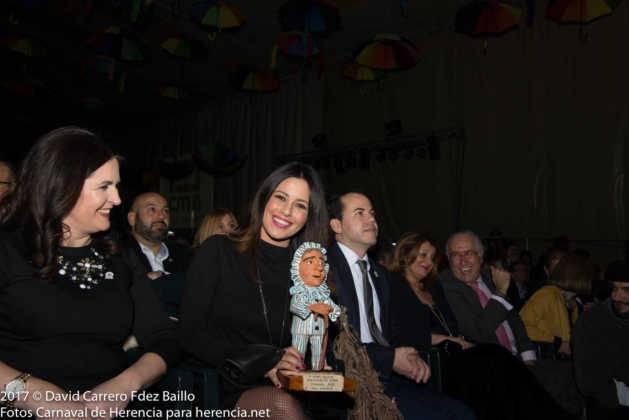 inauguracion carnaval de herencia 2017 en palacio 18 629x420 - El Carnaval de Herencia inaugura su fiesta más destacada