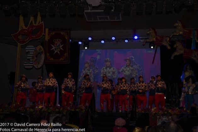 inauguracion carnaval de herencia 2017 en palacio 30 629x420 - El Carnaval de Herencia inaugura su fiesta más destacada