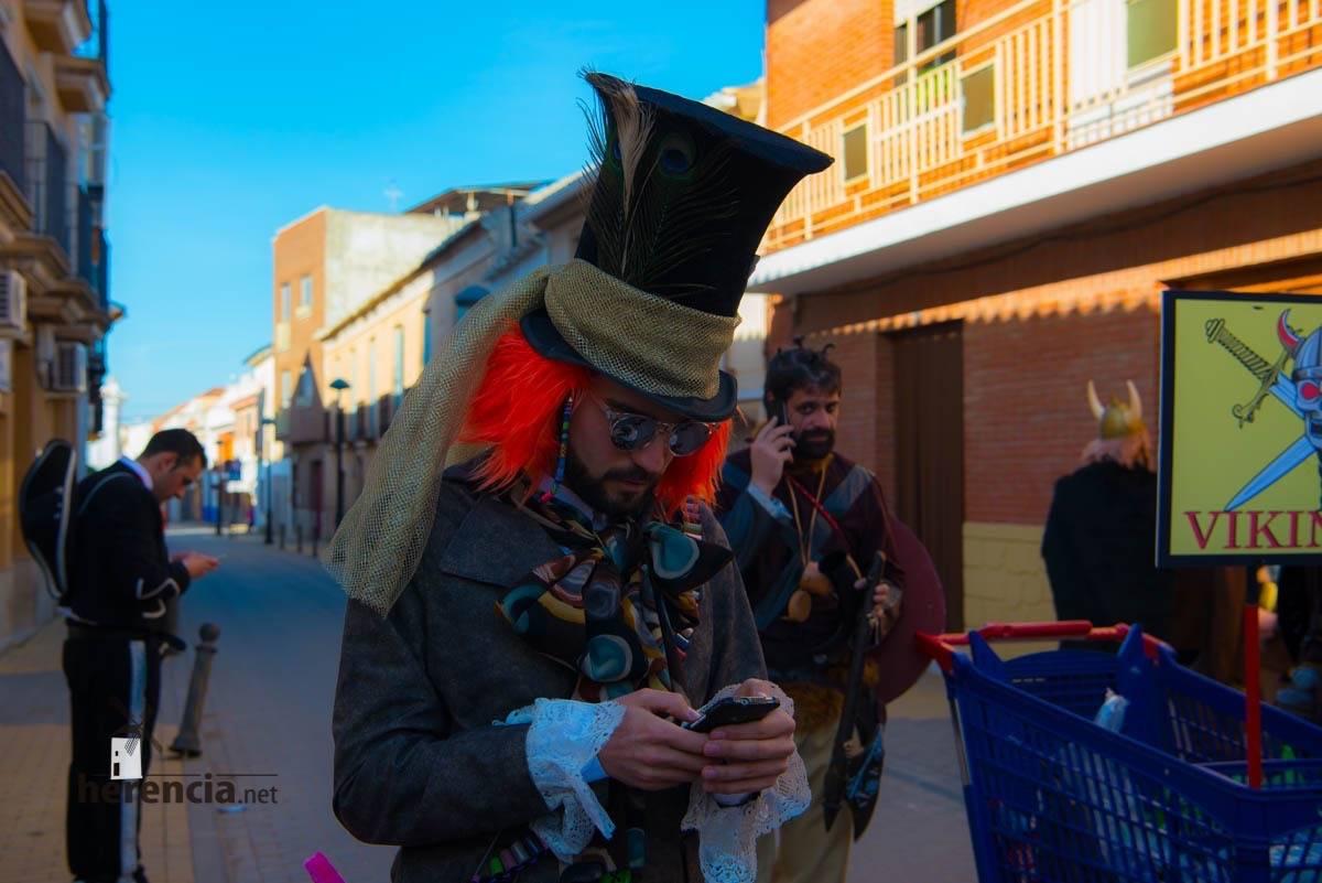 Fotografías de pasacalles de Carnaval de Herencia 2017 21