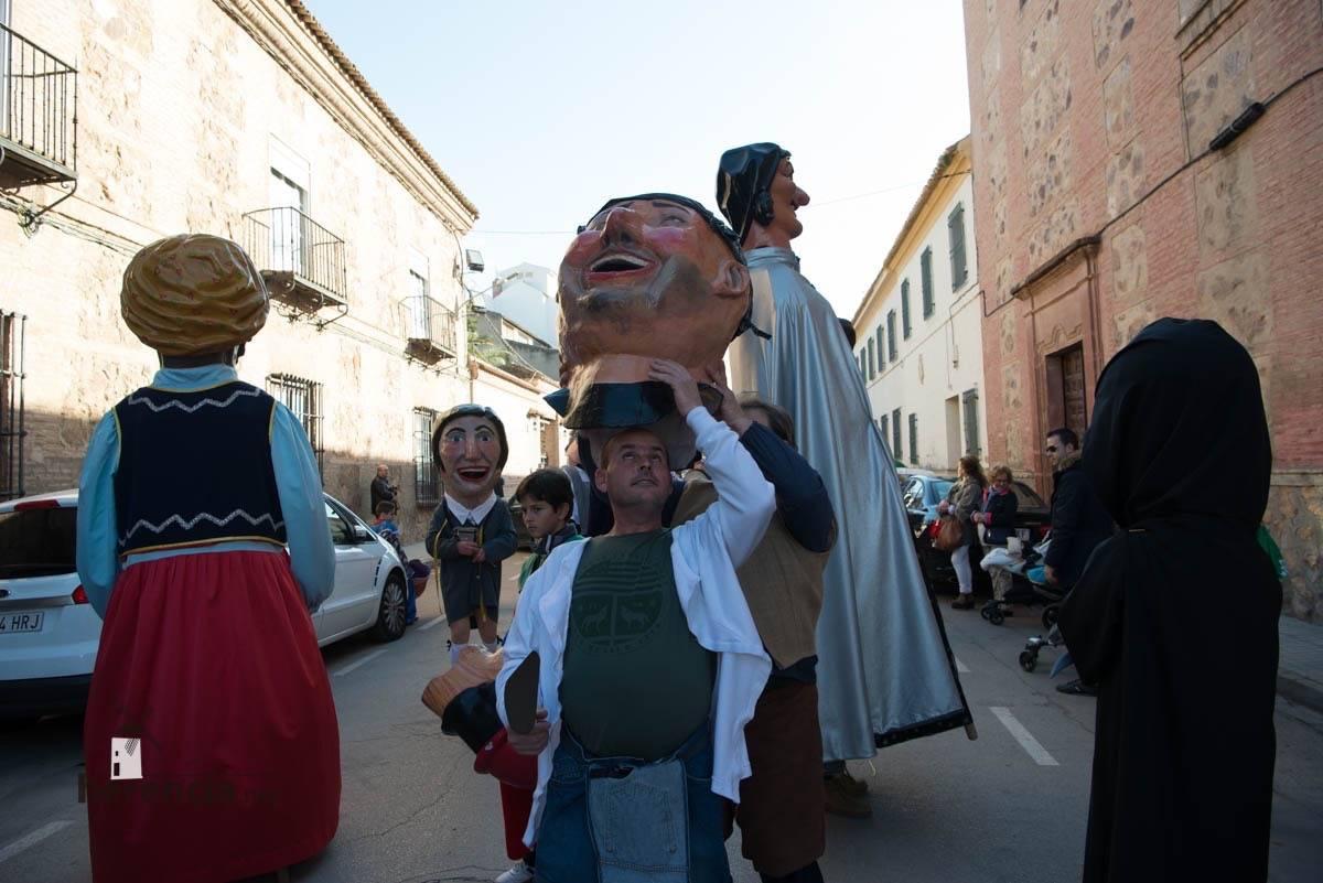 pasacalles de carnaval de herencia 4 - Fotografías de pasacalles de Carnaval de Herencia 2017