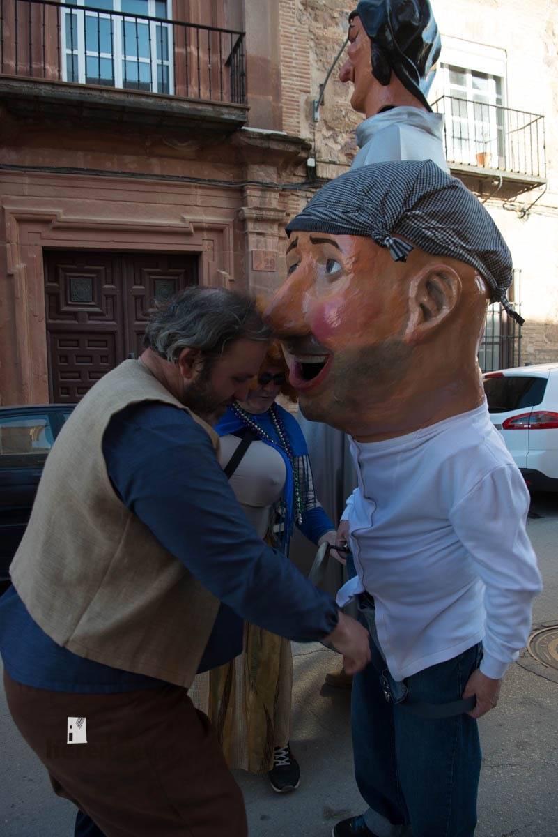 pasacalles de carnaval de herencia 5 - Fotografías de pasacalles de Carnaval de Herencia 2017