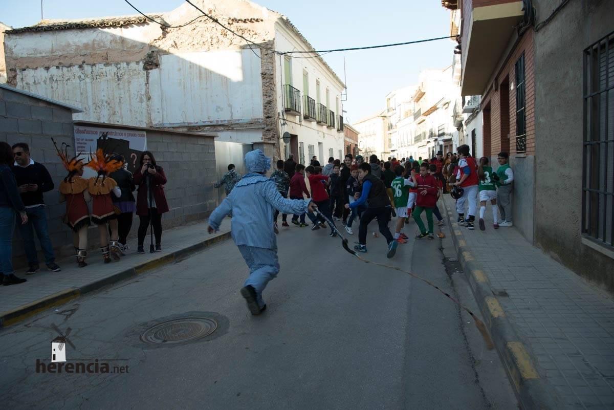 pasacalles de carnaval de herencia 7 - Fotografías de pasacalles de Carnaval de Herencia 2017