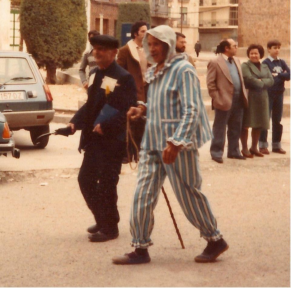 Recuerdos del Carnaval de Herencia a través de fotografías antiguas 7