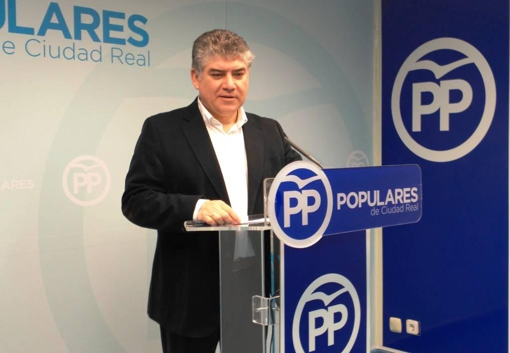 """pp ciudad real carlos cotillas - PP Ciudad Real denuncia """"brutales recortes"""" previstos para el próximo curso escolar"""