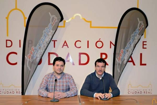 presentacion btt diputacion ciudad real 2017 - Presentada la 7ª edición del Circuito Popular BTT  Diputación de Ciudad Real