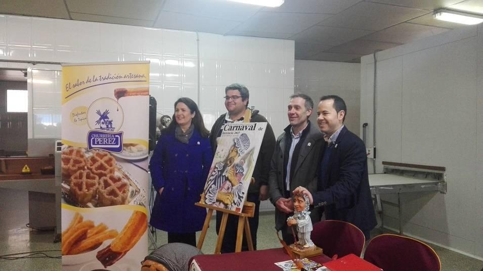 presentando el carnaval de herencia ciudad real - El Carnaval de Herencia plataforma de difusión de productos locales y culturales
