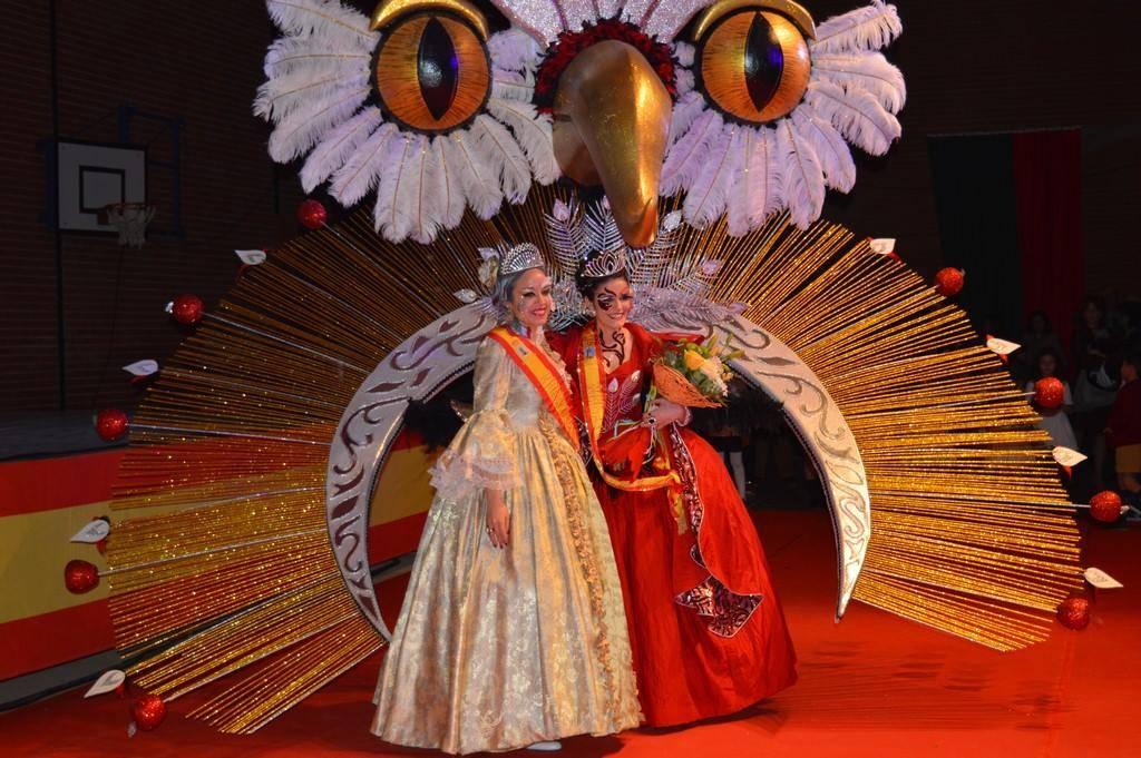 reina del carnaval de mota de cuervo 2017 - Herencia presente en la elección de Reina del Carnaval de Mota del Cuervo