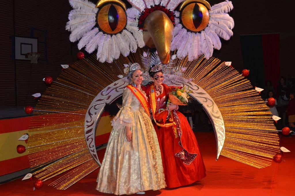 Herencia presente en la elección de Reina del Carnaval de Mota del Cuervo 7