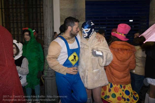 sabado de los ansiosos 2017 carnaval de herencia 11 630x420 - Galería de fotografías del Sábado de los Ansiosos 2017