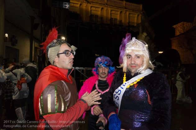 sabado de los ansiosos 2017 carnaval de herencia 15 630x420 - Galería de fotografías del Sábado de los Ansiosos 2017