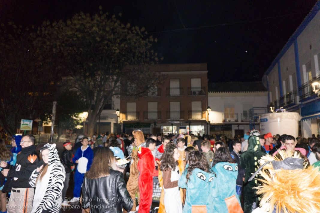 sabado de los ansiosos 2017 carnaval de herencia 19 1068x712 - Gracias, Sábado de los Ansiosos, Carnaval en estado puro