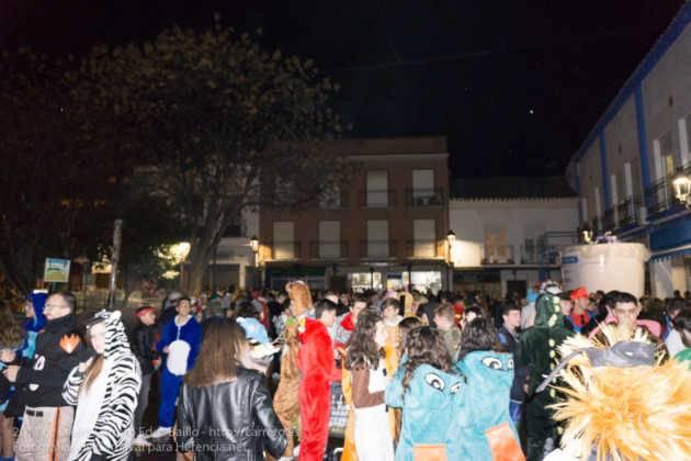 sabado de los ansiosos 2017 carnaval de herencia 19 630x420 - Galería de fotografías del Sábado de los Ansiosos 2017