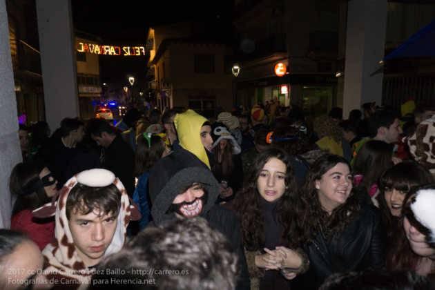 sabado de los ansiosos 2017 carnaval de herencia 20 630x420 - Galería de fotografías del Sábado de los Ansiosos 2017