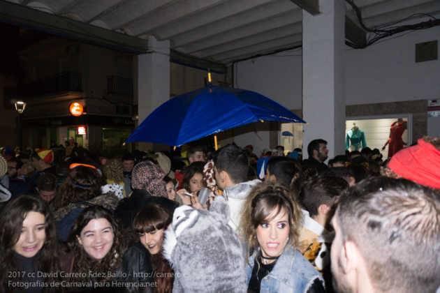sabado de los ansiosos 2017 carnaval de herencia 21 630x420 - Galería de fotografías del Sábado de los Ansiosos 2017