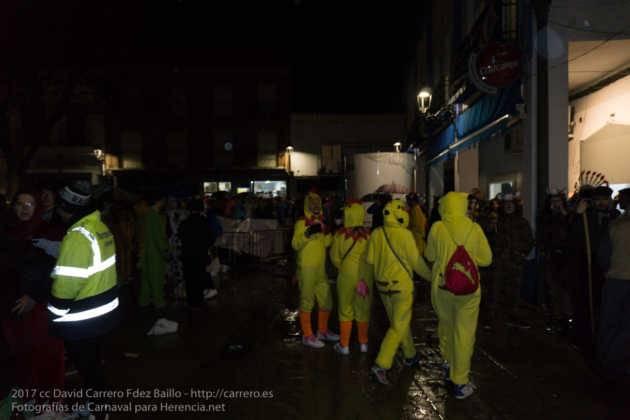 sabado de los ansiosos 2017 carnaval de herencia 27 630x420 - Galería de fotografías del Sábado de los Ansiosos 2017