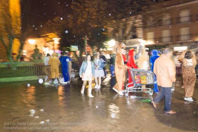 sabado de los ansiosos 2017 carnaval de herencia 3 630x420 - Galería de fotografías del Sábado de los Ansiosos 2017