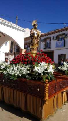 San José volvió a ser protagonista en Herencia un 19 de marzo más 40