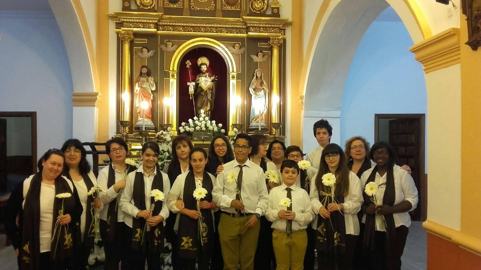 San José volvió a ser protagonista en Herencia un 19 de marzo más 3