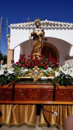 San José volvió a ser protagonista en Herencia un 19 de marzo más 33