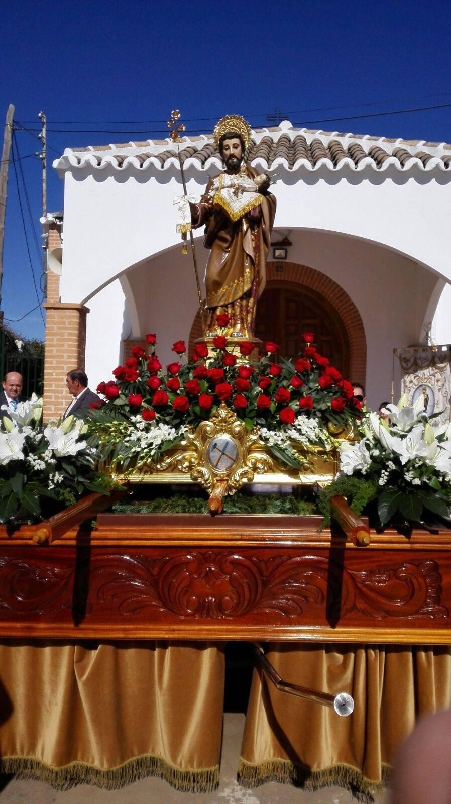 09Festividad de san Jose en Herencia 2017 - La ermita de San José sufre un robo durante la madrugada del lunes