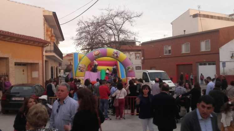 11Festividad de san Jose en Herencia 2017 747x420 - San José volvió a ser protagonista en Herencia un 19 de marzo más