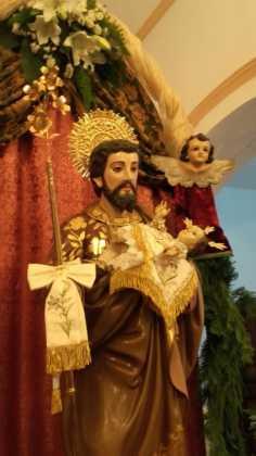 San José volvió a ser protagonista en Herencia un 19 de marzo más 30