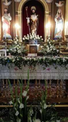 San José volvió a ser protagonista en Herencia un 19 de marzo más 24
