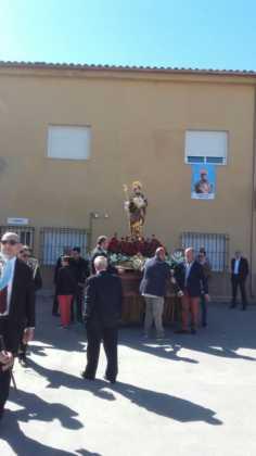 San José volvió a ser protagonista en Herencia un 19 de marzo más 22