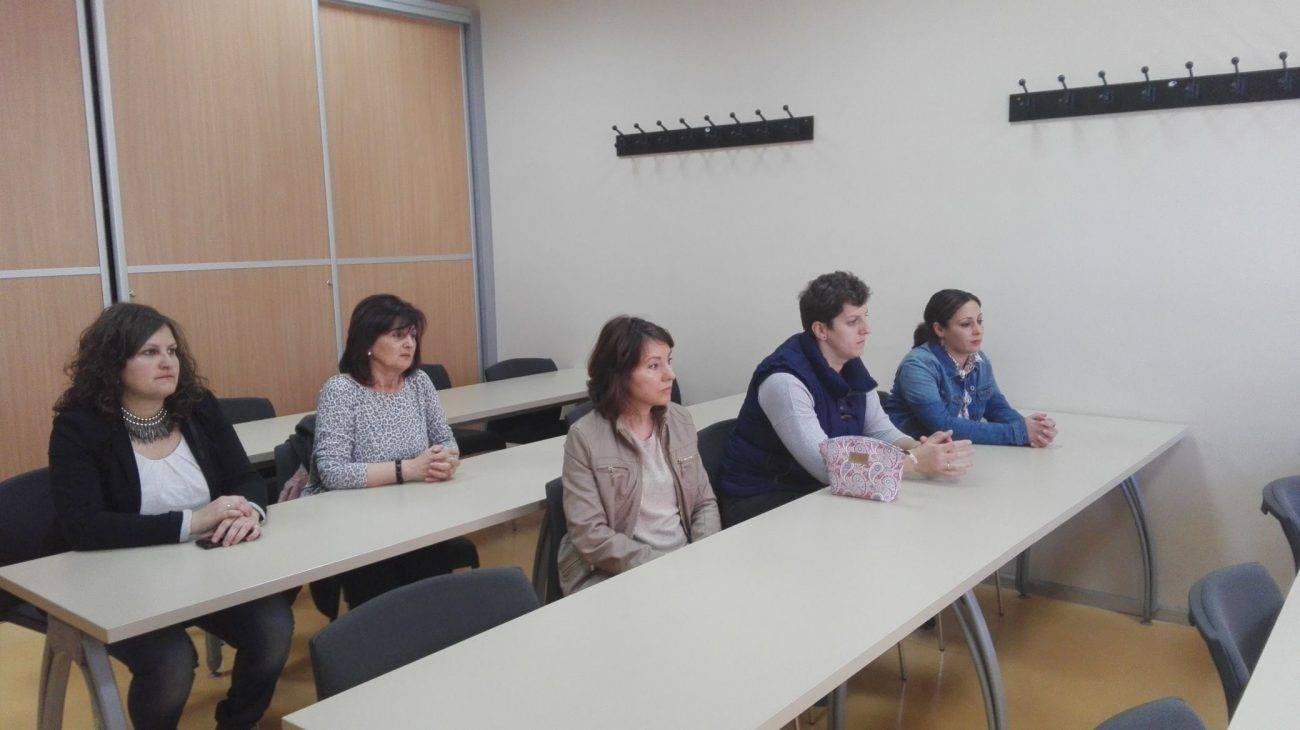 Entregados los diplomas del curso de atención sociosanitaria a personas dependientes en el domicilio 3