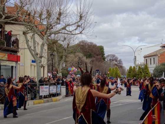 Desfile 2017 Ofertorio del Carnaval de Herencia 103 560x420 - Fotografías del Ofertorio de Carnaval de Herencia 2017