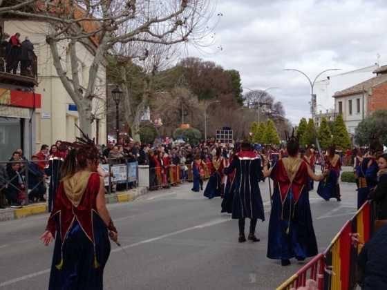 Desfile 2017 Ofertorio del Carnaval de Herencia 104 560x420 - Fotografías del Ofertorio de Carnaval de Herencia 2017