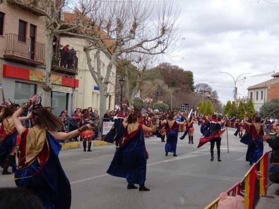 Desfile 2017 Ofertorio del Carnaval de Herencia 105 560x420 - Fotografías del Ofertorio de Carnaval de Herencia 2017