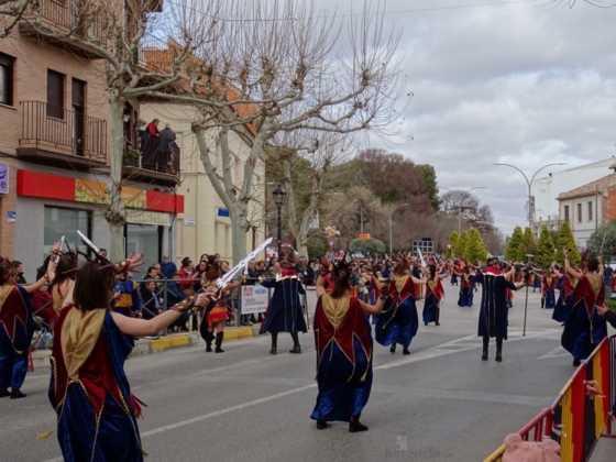 Desfile 2017 Ofertorio del Carnaval de Herencia 106 560x420 - Fotografías del Ofertorio de Carnaval de Herencia 2017