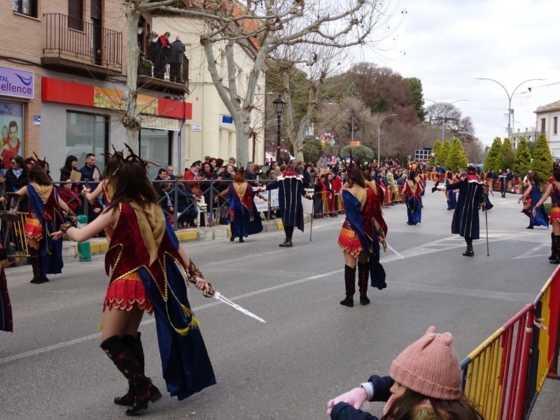 Desfile 2017 Ofertorio del Carnaval de Herencia 107 560x420 - Fotografías del Ofertorio de Carnaval de Herencia 2017