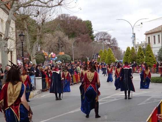 Desfile 2017 Ofertorio del Carnaval de Herencia 108 560x420 - Fotografías del Ofertorio de Carnaval de Herencia 2017
