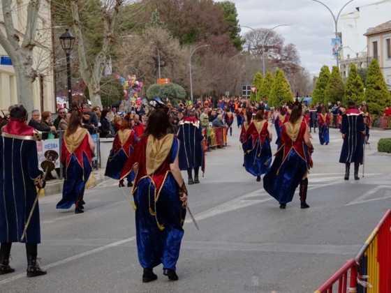 Desfile 2017 Ofertorio del Carnaval de Herencia 109 560x420 - Fotografías del Ofertorio de Carnaval de Herencia 2017