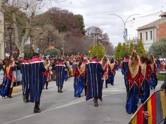 Desfile 2017 Ofertorio del Carnaval de Herencia 110 560x420 - Fotografías del Ofertorio de Carnaval de Herencia 2017