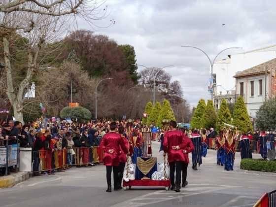 Desfile 2017 Ofertorio del Carnaval de Herencia 112 560x420 - Fotografías del Ofertorio de Carnaval de Herencia 2017