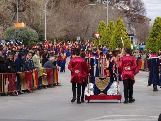 Desfile 2017 Ofertorio del Carnaval de Herencia 113 560x420 - Fotografías del Ofertorio de Carnaval de Herencia 2017