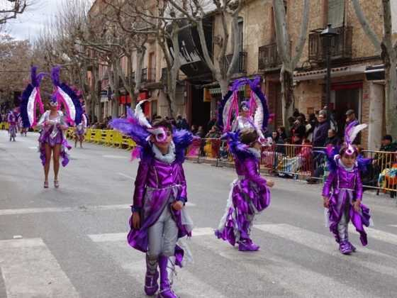 Desfile 2017 Ofertorio del Carnaval de Herencia 116 560x420 - Fotografías del Ofertorio de Carnaval de Herencia 2017